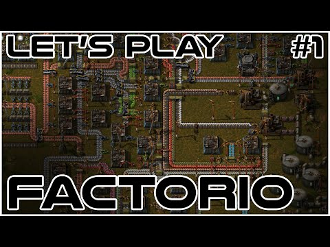 Factorio Rectangular Spiral Deathworld EP1: EXTREME