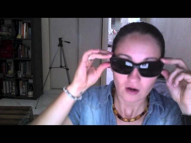 Видео Очки Julbo WHOOPS BLUE MAT SP3CF