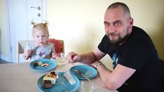 Пробуем вкусняшки с cheese-cake.ru - Senya Miro - Video Youtube