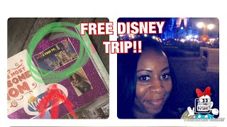 How I manifested a Magical Trip to Disney World for FREE