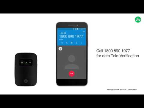 How to Install Jio4GVoice App Using JioFi Device?