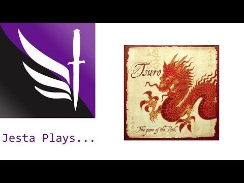 Jesta Plays... Tsuro iOS App