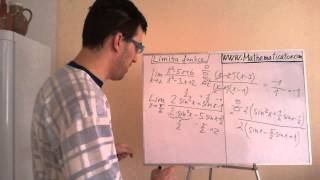 Limita funkce - typ nula lomeno nulou
