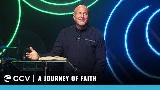 A Journey of Faith | Mike Breaux