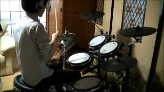 mihimaru GT - Love is...(Drum Cover)