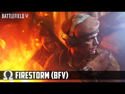 ABSOLUTELY INSANE SQUAD, 20+ KILL MATCH! | Battlefield V Firestorm W/ H2ODelirious, Squirrel