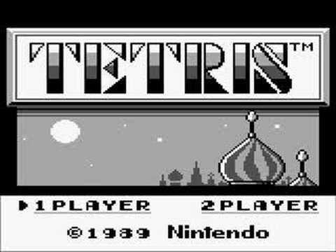 Tetris Type A (Song) by Hirokazu Tanaka
