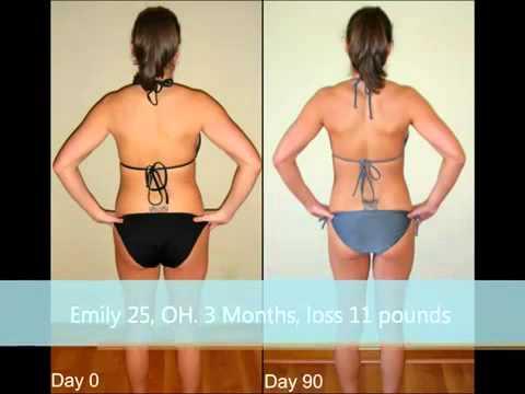 דיאטת פטל – תמונות לפני ואחרי