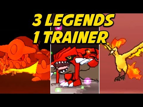 THREE LEGENDS IN A ROW?! RIP. | Pokemon X & Y Randomizer Egglocke Co-Op Part 28