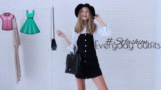 Everyday outfits. Lookbook x Sonya Styles. Мой повседневный стиль.