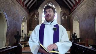 17th February Ash Wednesday service