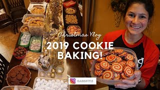 My One And Only Christmas Vlog! // Cookie Baking Day //