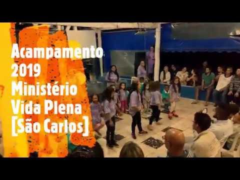 Acampamento 2019 - Crianças de São Carlos