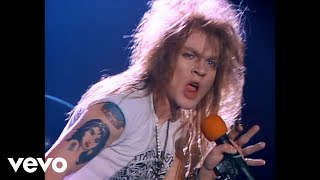Welcome To The Jungle - Guns N Roses  (Video)