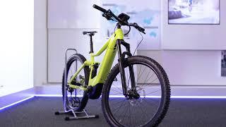 5a40674885b Cube Stereo Hybrid 160 Sl 500 2018 Electric Mountain Bike Black EV318160  8500 3 Thumbnail. zoom in. Previous