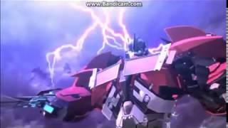 Трансформеры:Прайм Imagine Dragons - Believer (Оптимус Прайм против Мегатрона )