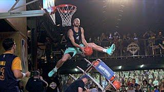 Jordan Kilganon Performs NEVER BEFORE SEEN Dunk in front of NBA Legends