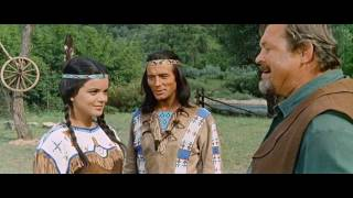 Half Breed. Winnetou and Old Shatterhand. ENGLISH. HD a film by Karl May