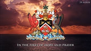 National Anthem of Trinidad and Tobago (EN lyrics)