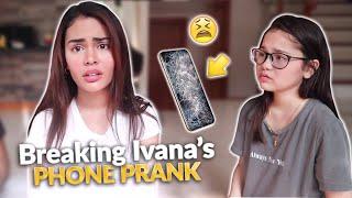 BREAKING IVANA'S PHONE PRANK!   IVANA ALAWI