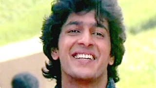 Chunky Pandey Moushumi Shakti Aag Hi Aag  Action Scene 4/18
