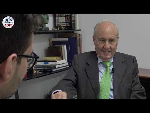 Entrevista a Antonio Rodriguez, Premio Tedae de Defensa