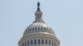 Lawmakers make remarks after briefing on election security