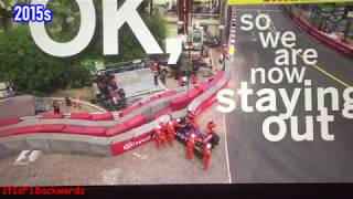 F1s Moments Of The Decade (Overtakes, Crashes, Funnys & Fails) (2010 - 2019)