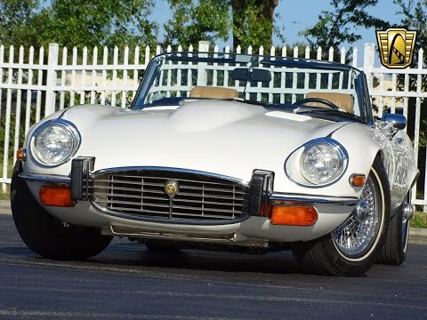 Video of '74 E-Type - KE1Z