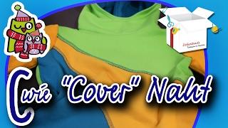 Fake Cover Naht & Color Blocking | Nählexikon A Z #3 | Nähschule Anleitung Nähen Lernen Für Anfänger