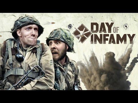 WORLD WAR CREW - Day of Infamy Gameplay