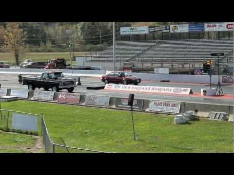 Turbo Saturn SL2 Drag Race