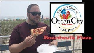 Best Pizza in Ocean City: Throwdown! Ocean City Boardwalk Pizza