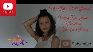 Teen Model-Photoshoot (Behind The Scenes)
