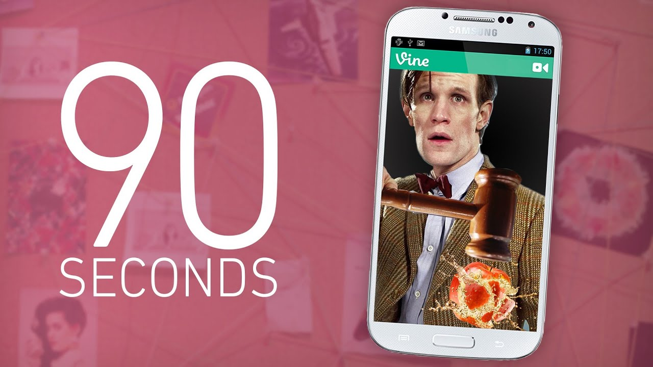 Vine on Android, Apple in court, and 'Doctor Who' - 90 Seconds on The Verge thumbnail