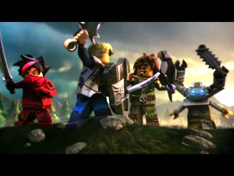 LEGO Universe New Trailer Leaves You Wanting More