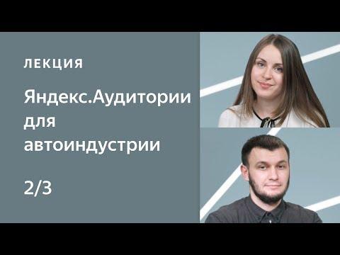 Кейсы применения Яндекс.Аудиторий