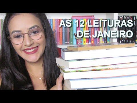 ? Livros lidos no mês de JANEIRO l 2020