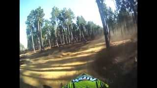 preview picture of video '2013 SA National Off-Road on Yamaha WR250F - Vryheid (BELL 400)'