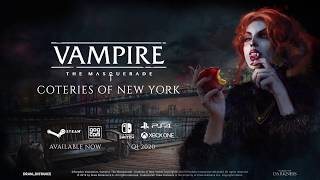 VideoImage1 Vampire: The Masquerade - Coteries of New York Deluxe Edition