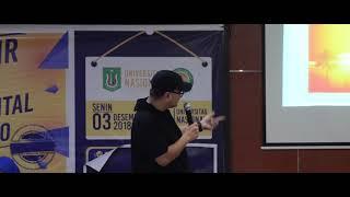 Universitas Nasional – Talkshow Broadcast Digital Era 4.0