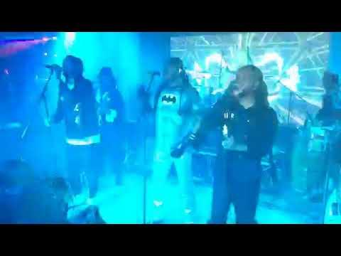 Djakout #1 Live Bal nan Djoumbala Night Club - Jan 3rd [ Klass vs Djakout #1 ]