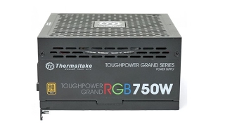 Thermaltake Toughpower Grand RGB 750w PSU Unboxing & Overview