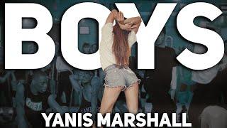 "YANIS MARSHALL HEELS CHOREOGRAPHY ""BOYS"" BRITNEY SPEARS. MILLENNIUM DANCE COMPLEX"