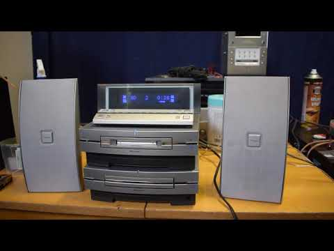 PIONEER XC L77  MD-CD-RÁDIÓ KICSI-DE-HATALMAS MINIDISC RECORDER- - 39900 Ft - (meghosszabbítva: 2918539394) Kép