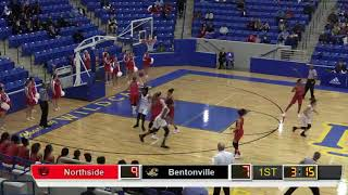 Girls BKB vs Bentonville 03--02-18