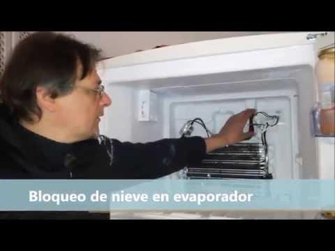 Reparación frigorifico Zanusi Tomares,Aljarafe,Sevilla
