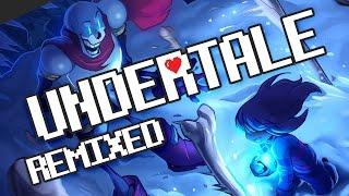 Undertale Remixed ▸ Bonetrousle ▸ Holder Remix