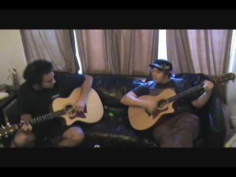 SImon and Garfunkel -  Bleecker Street cover live by Dirty Lingo