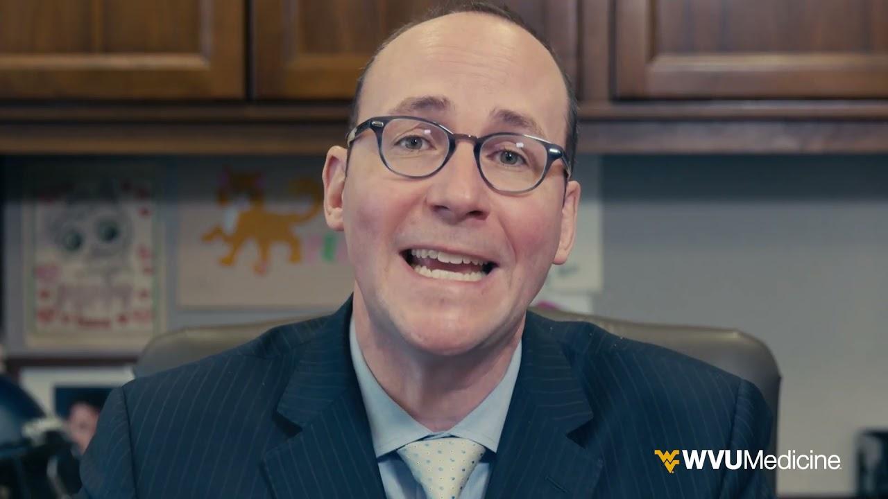 Play Dr. Albert Wright, WVU Medicine